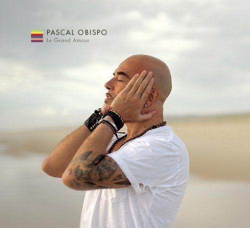 PASCAL OBISPO | LE GRAND AMOUR | CD NEUF + LIVRE
