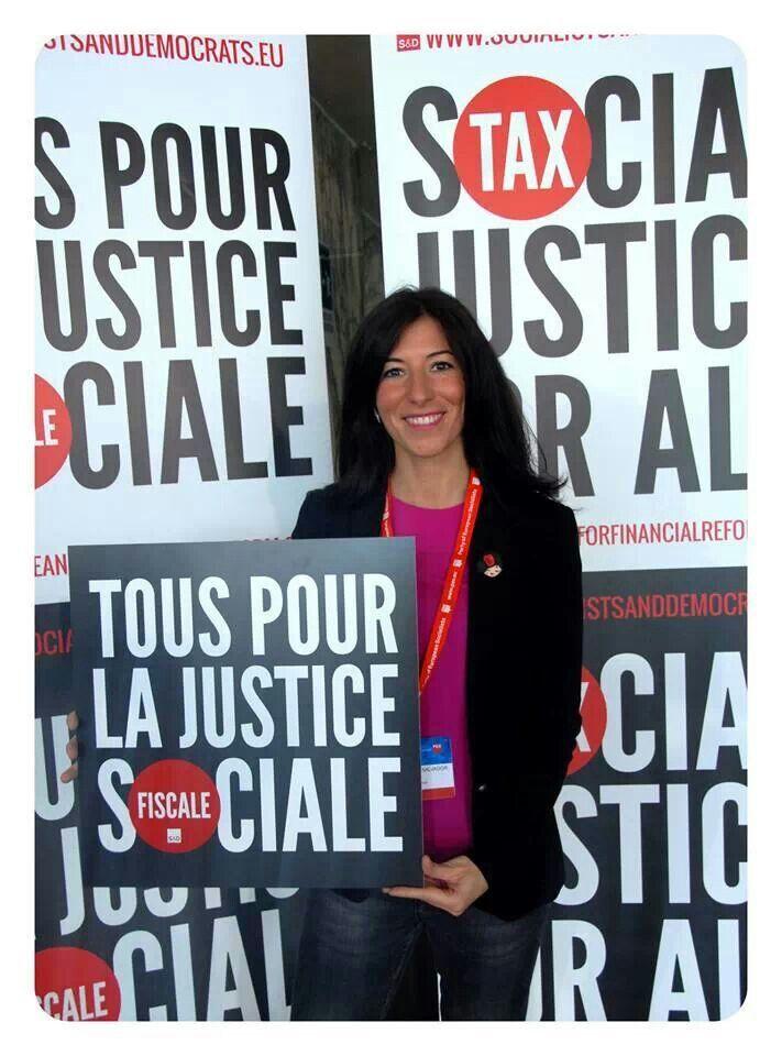 Tax justice = social justice
