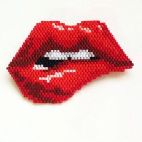 #miyuki#miyukibeads#takı#jewelry#forsale#satılık#earrings#handmade#handcraft#miyukiearring#hediye#miyukidelica #bracelet#beads#lips #beadweaving#beadwork#handmadejewelry#workshops#perlesmiyuki#takıtasarımı #kolye#fashion#moda#tarz#eskisehir#kurs#halkegitim#brooch#broş