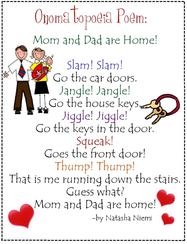 2nd Grade Smarty-Arties taught by the Groovy Grandma! Onomatopoeia  sc 1 st  Pinterest & 127 best poetry images on Pinterest | English language School and Beds