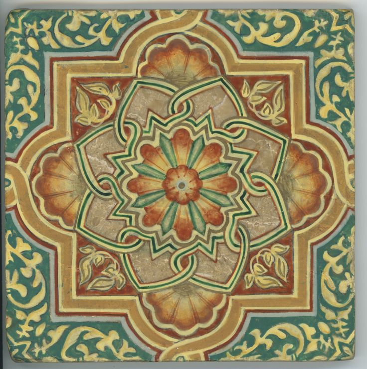 146 best Hand Painted Tile images on Pinterest Hand painted