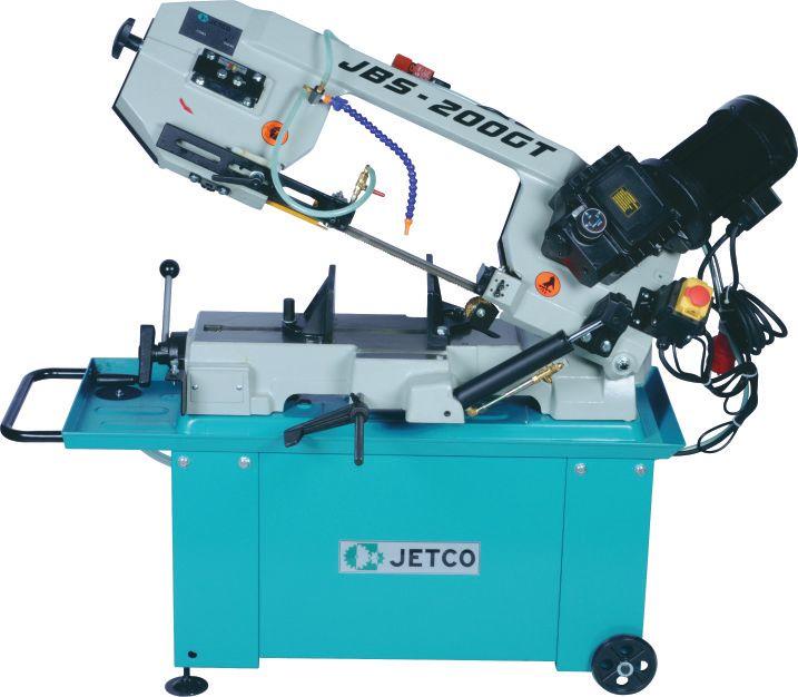 Jetco JBS-200GT Metal Şerit Testere (Trifaze)