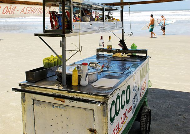 Street Food Scenes from photographer Jean-François Mallet