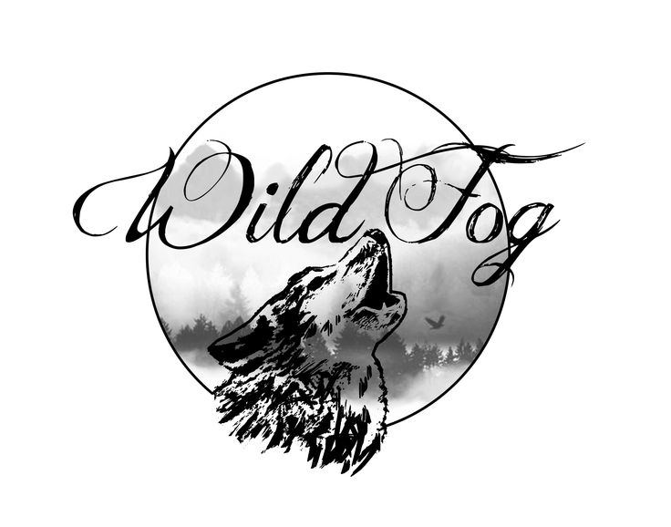 Wild Fog/ logo for vape public/ Biryukova_art