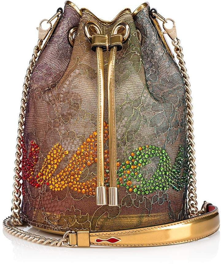 2d744b796aed Christian Louboutin Marie Jane Bucket Bag - Shop Now!