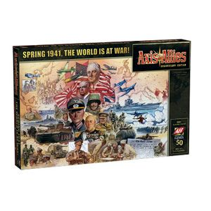 Axis & Allies Boardgame - Bergsala Enigma