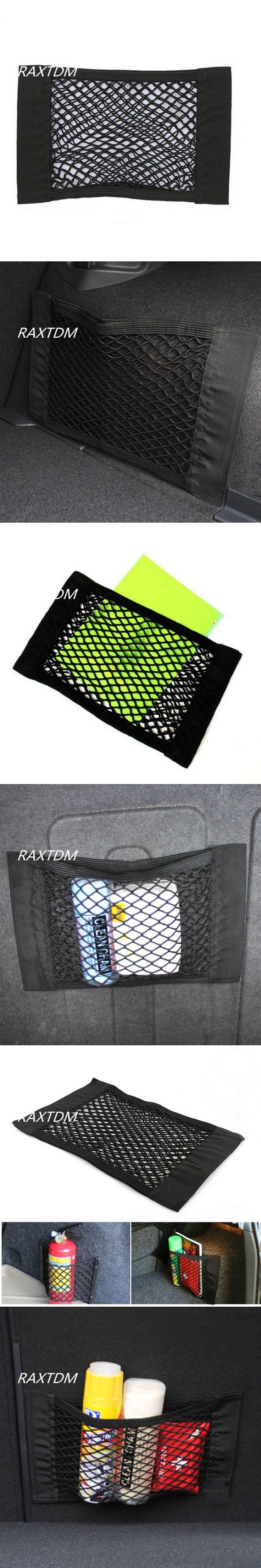Car Trunk luggage Net For Chevrolet Cruze Aveo Captiva Lacetti Mazda 3 6 2 CX-5 For Mitsubishi ASX Lancer Outlander Accessories