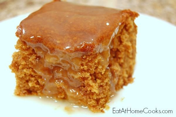 This easy dessert is perfect for this time of year. Serve it warm with the lemon sauce or with whipped cream. The molasses and spices go well with either topping. Here's what you'll need: ...