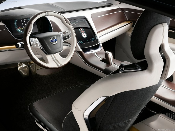 Volvo YOU Concept Interior Car DesignAutomotive