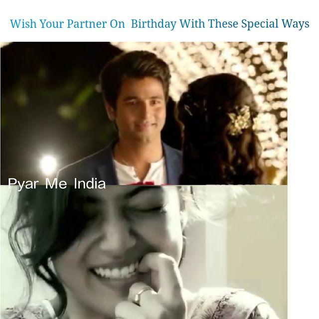 Partner Ko Birthday Wish Karne Ke Sabse Best Aur Special Tarike