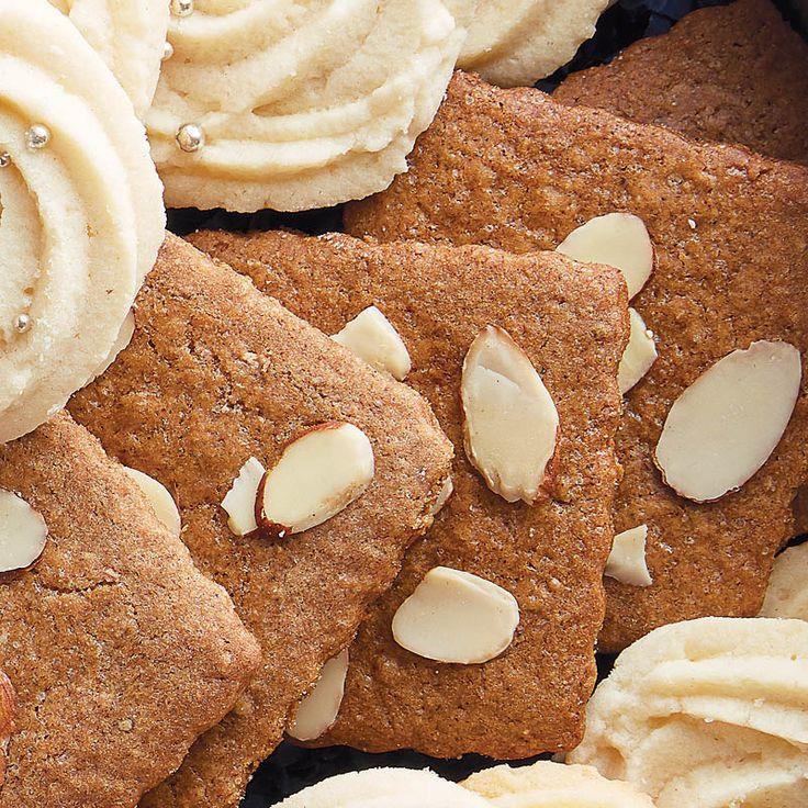 Speculaas cookies - Chatelaine