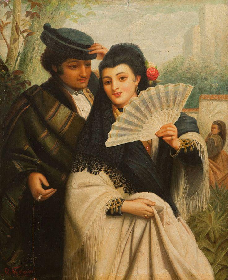By Robert Kemm (1837 - 1895)