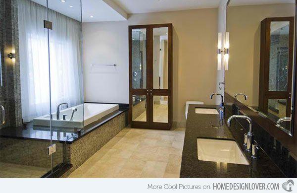 Birglar bath bathroom countertop ideas http://www.jambic.com/luxury-bathroom-countertop-ideas/