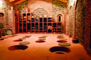 Georgian Traditional Winemaking IWINETC 2014