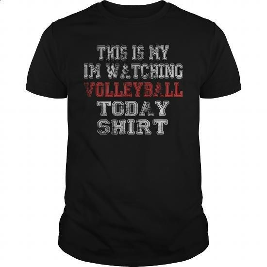 VOLLEYBALL - #sweatshirts for women #casual shirts. GET YOURS => https://www.sunfrog.com/Funny/VOLLEYBALL-94998512-Black-Guys.html?60505