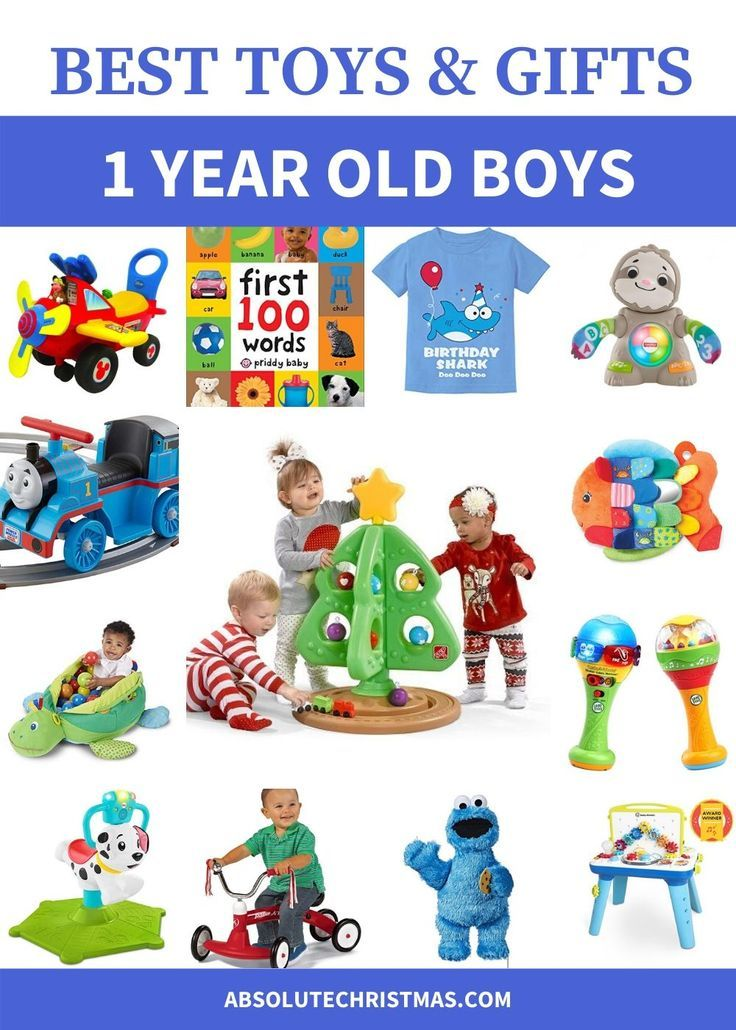 50 best gifts for 1 year old boys 2021 absolute