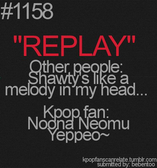 Replay, replay, replayyy :) @ Maka Horan <3 and I think I'm gonna hate it girl.