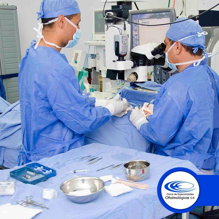 Los resultados de la cirugía de estrabismo son de muy buen pronóstico y aún más cuando es realizada por uno de nuestros especialistas #ClinicaCEO www.ceomedellin.com