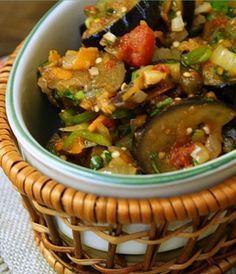 Аджапсандали, вкусное кавказское рагу