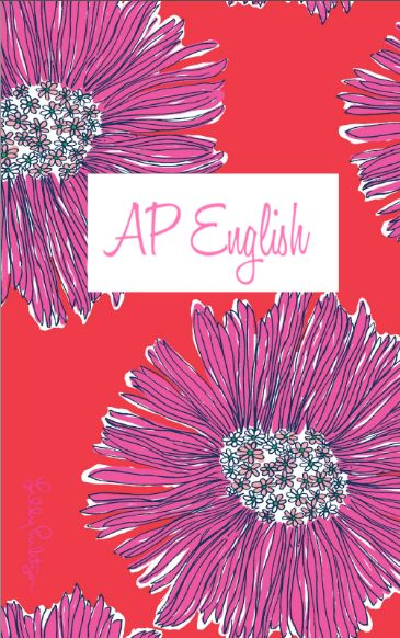 How to make Lilly Pulitzer binder covers!