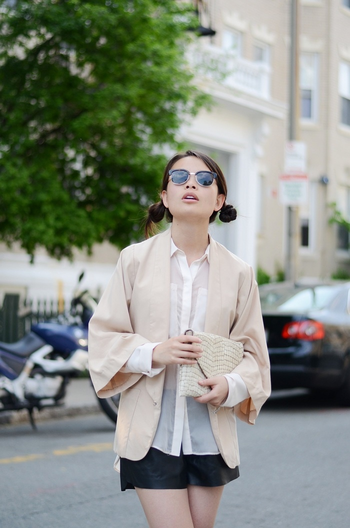 Tinacious Me | Daily Outfits, Fashion Finds, Inspirations: Beige & Sheer
