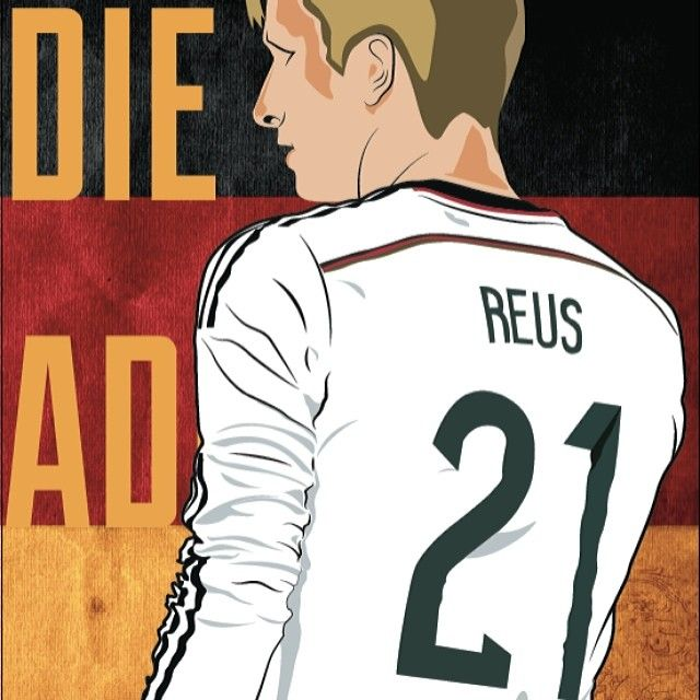 Germany's Marco Reus Ruled Out Of World Cup After Suffering Injury In Friendly June 7, 2014