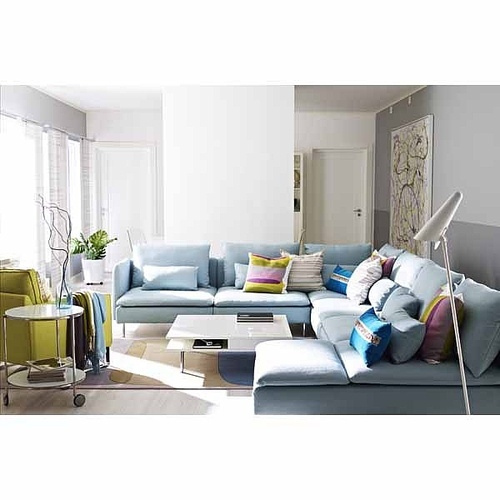 16 Best S 246 Derhamn Images On Pinterest Living Room Ikea