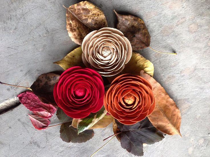 Осенью каждый лист-цветок! #flowermeaccessories #autumn #осень #moodoftheday