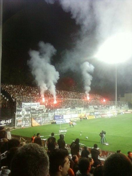 #PAOK fans, Komotini
