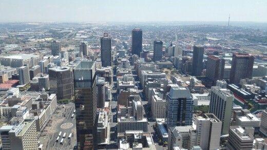 Top of Africa, west view #Johannesburg #joburg #City