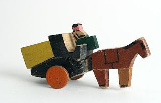 Barco de papel - revista infantil: Los juguetes de Joaquín Torres García