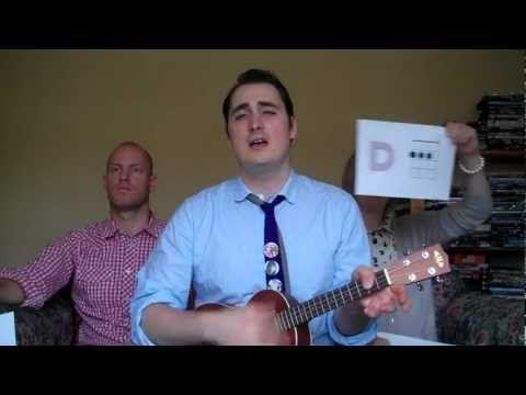 Someone Like You (Adele) on ukulele