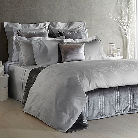 Sumptuous Yet Simple European Bedding That Is Found In The
