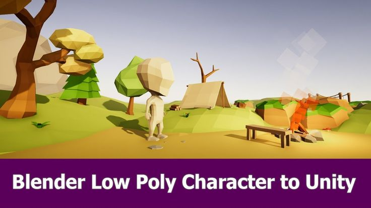 Blender Character Modeling For Unity : Best unity d images on pinterest low poly