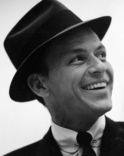 "Happy Birthday, Francis Albert Sinatra  (December 12th, 1915 -May 14th, 1998)  ""The big lesson in life, baby, is never be scared of anyone or anything."""
