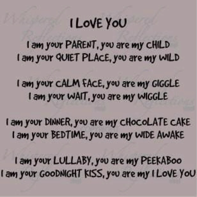 For my son .... I love you :)