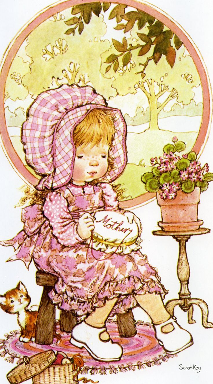 Bordadora - Sarah Kay - I remember making mom her first cross stitch.