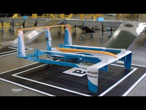 Kết quả hình ảnh cho Amazon Prime air drones. New staff at Cambridge aim to fine tune the delivery system.