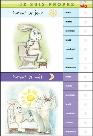 PROPRETÉ-Tableau d'apprentissage de la propreté                                                                                                                                                                                 Plus