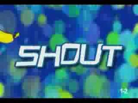 Shout Out Loud With Lyrics And Cool Graphics