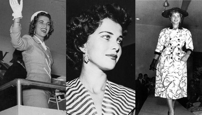 Martha Rocha Nos anos 50, o concurso era transmitido pela TV Tupi e a ampla cobertura da imprensa fez o Miss Brasil ser sinônimo de glamour e beleza por duas décadas, além de se tornar um dos eventos mais populares, ficando atrás apenas da Copa do Mundo.