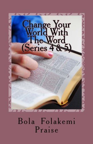 Change Your World With The Word Series 4 & 5: A Life Tran... https://www.amazon.co.uk/dp/1519578806/ref=cm_sw_r_pi_dp_x_kJMAzb7855JWH