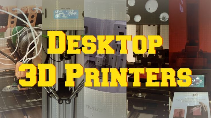 It is our ambitious plan to create a full desktop 3D printer collection. It is possible to sort the table by the following: Model, Manufacturer, Process, ...