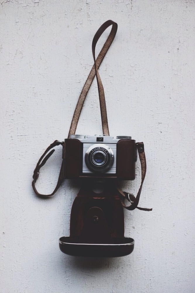 Image of Zeiss Ikon Contina German rangefinder film camera