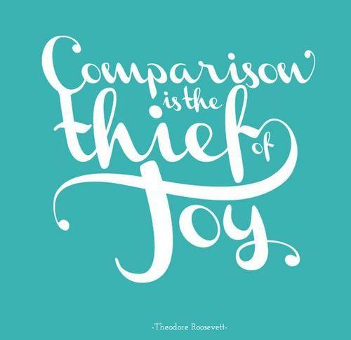 ComparisonTheodore Roosevelt, Remember This, Inspiration, Quotes, Joy, So True, Thief, Comparison, True Stories