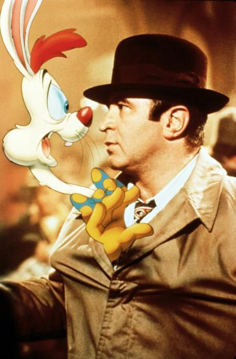 My first cinema movie, and wowie what a brilliant film! Who Framed Roger Rabbit? (Robert Zemeckis, 1988)