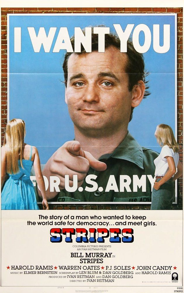 Stripes (1981) - General Barnicke: Are you telling me that you men finished your training on your own?  John Winger: That's the fact, Jack.  Soldiers: That's the fact, Jack.