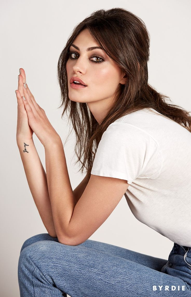 Self-Directed With Phoebe Tonkin via @ByrdieBeautyUK