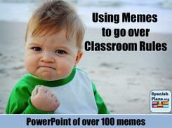 Memes about what happens when students don't pay attention in class. Via TeacherMemes.com