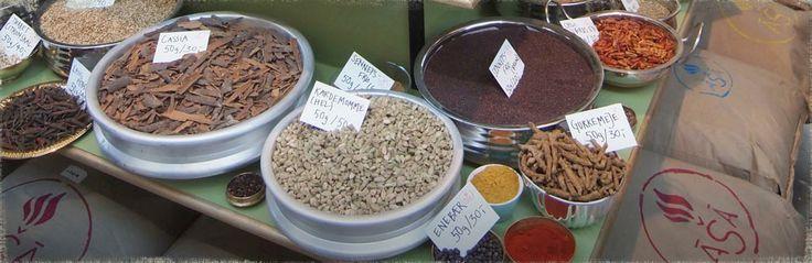 Asaspice.dk - En verden af krydderier - webshop!